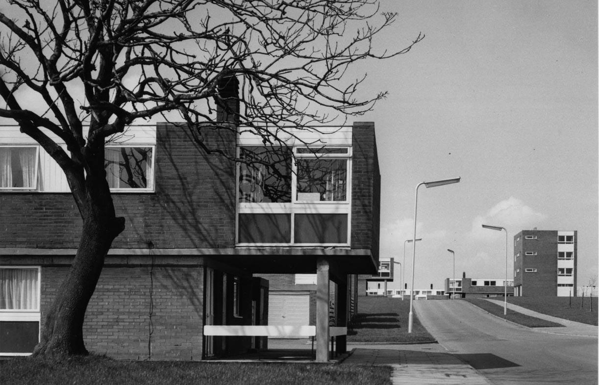 Sunny Blunts Housing Estate