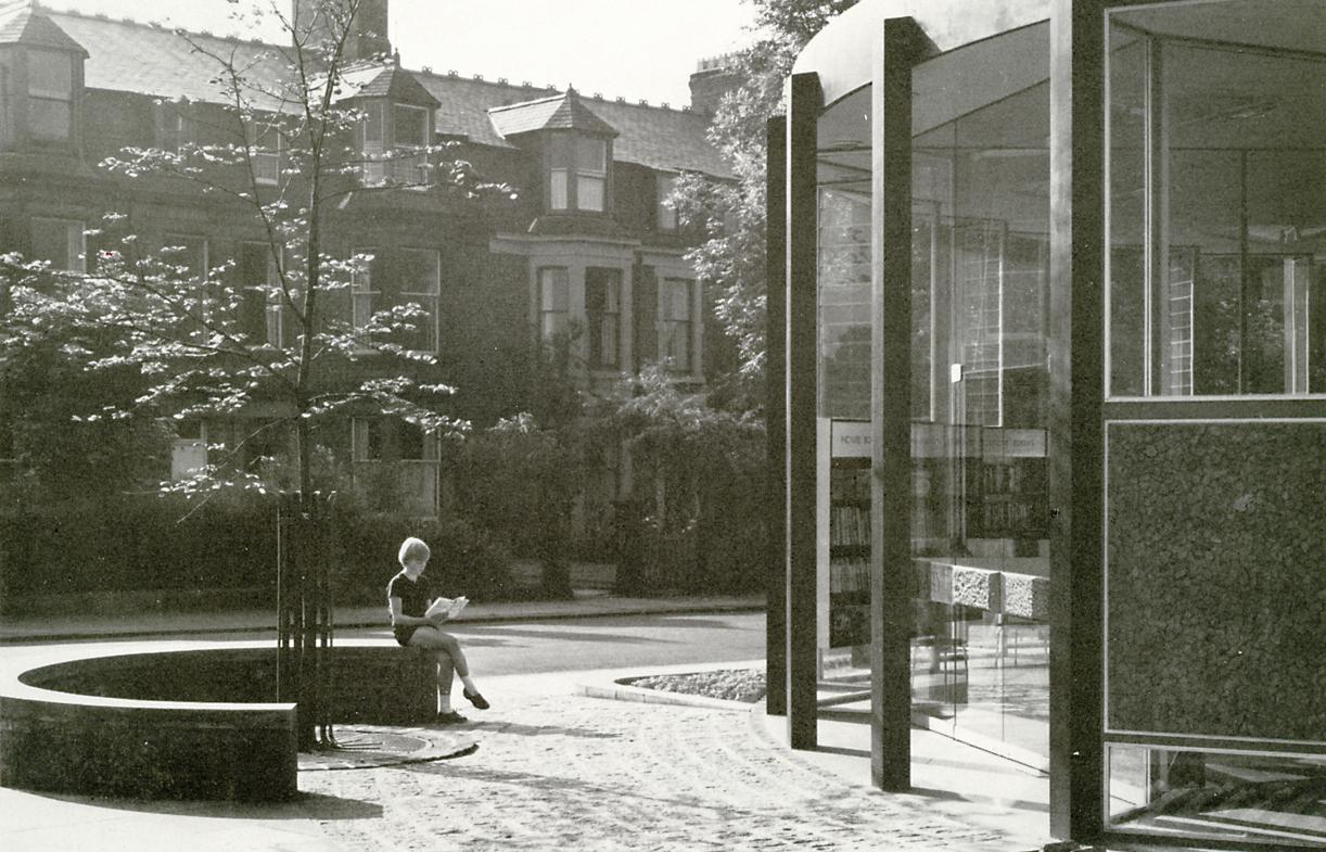 Jesmond Library