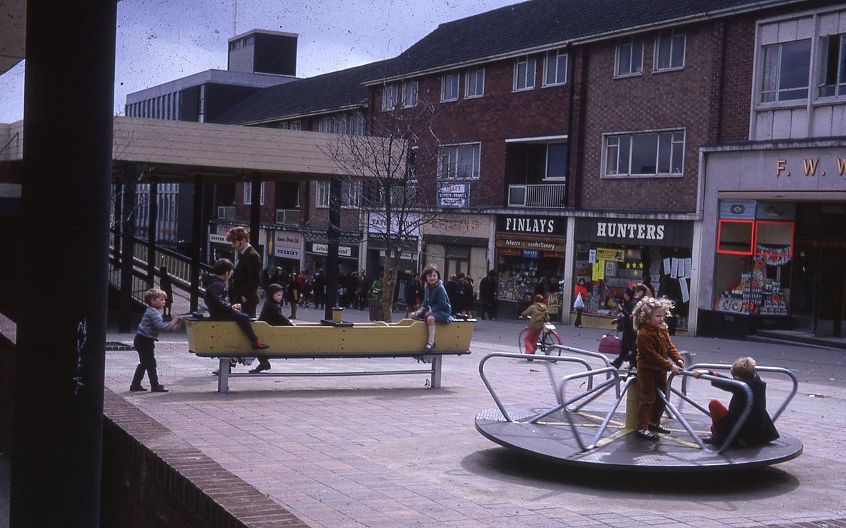 Peterlee New Town