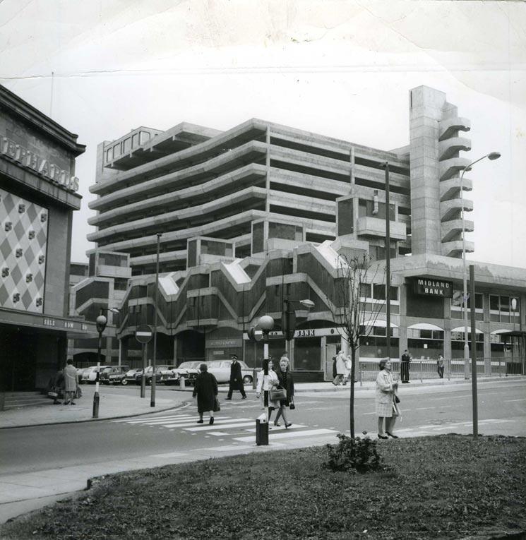Trinity Square and Car Park