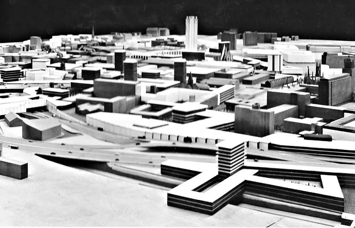 Newcastle Central Development Plan