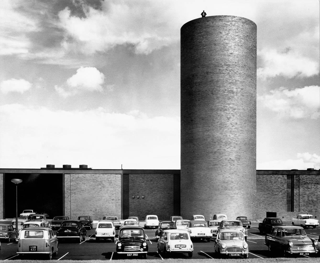 Cummins Diesel Engines >> Cummins Engine Plant - Something Concrete + Modern