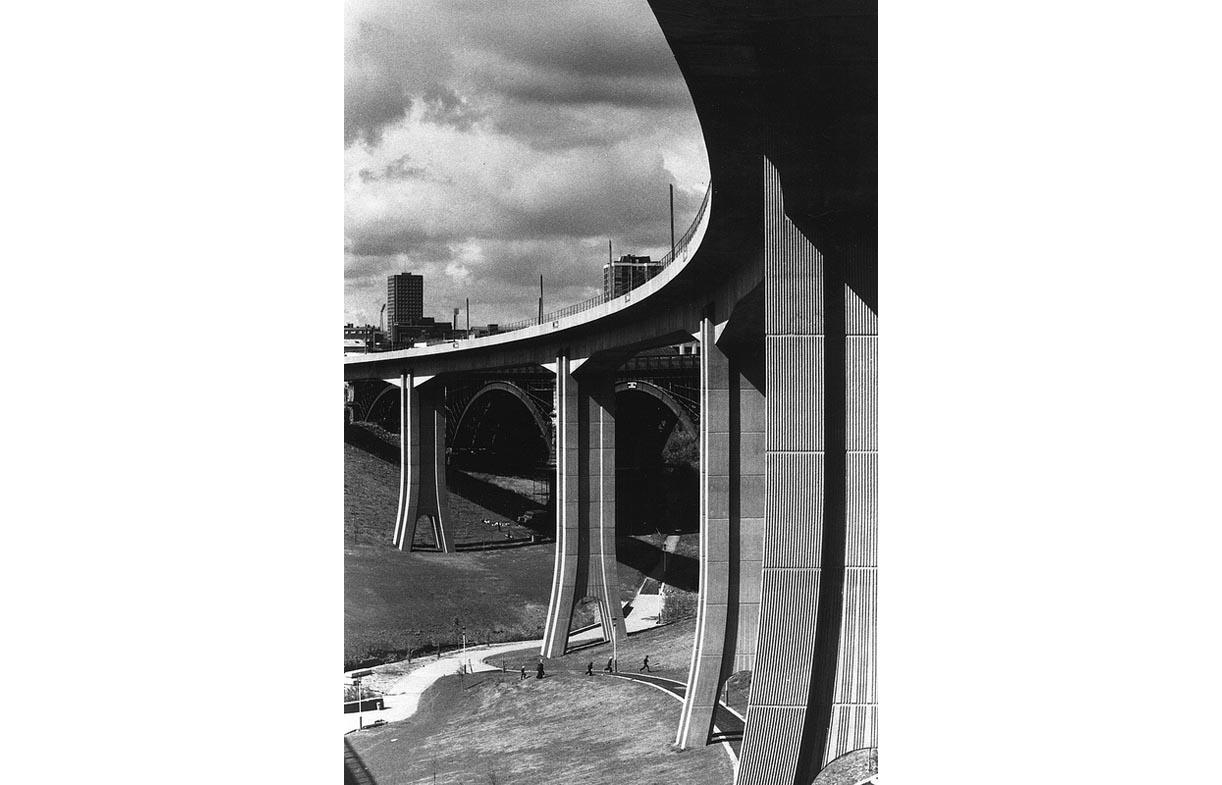 Byker Metro Bridge