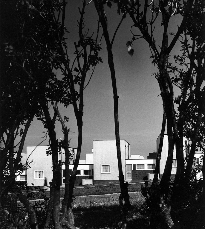 Colter Park Apartments: Something Concrete + Modern