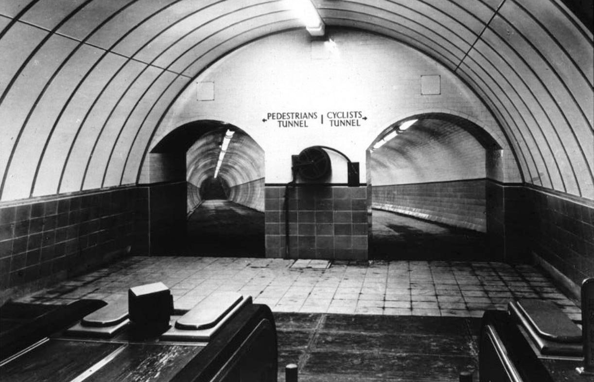 Tyne and Wear Pedestrian and Cycle Tunnel