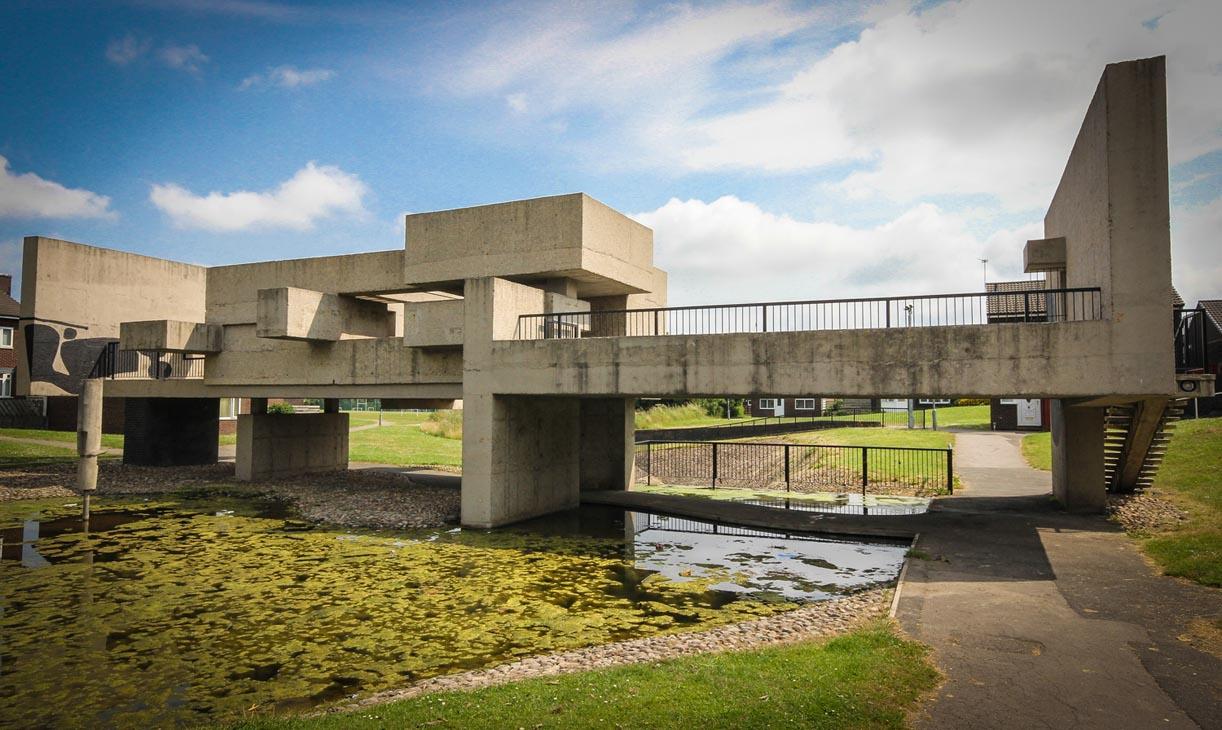 Apollo Pavilion Something Concrete Modern
