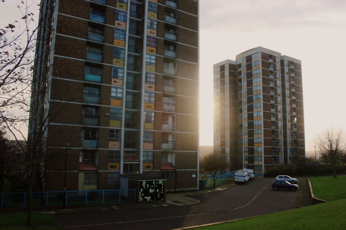 Cruddas Park Towers